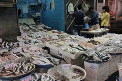 Fishmarket de Naples Photographie stock