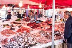 Free Fishmarket Of Catania, Sicily, Italy Stock Images - 109286844