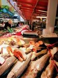 Fishmarket Ryski Obraz Royalty Free