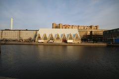 Fishmarket Svezia di Goteborg Fotografia Stock