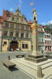 Fishmarkt in Erfurt Royalty Free Stock Images