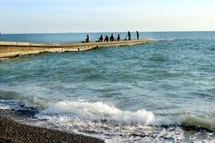 Fishmen Stock Images