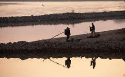 Fishmen Stockfotos