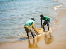 Fishmen Stock Photography
