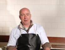fishmonger ποδιών Στοκ Φωτογραφίες