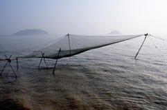 Fishnet Stockbild