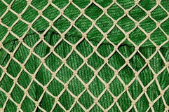 Fishnet Image stock