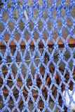 Fishnet Stockfoto