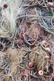 Fishnet Стоковое Изображение