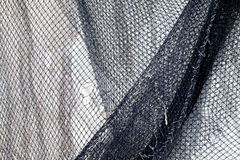 Fishnet Background Royalty Free Stock Photography