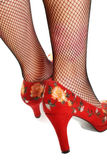 Fishnets Stock Images