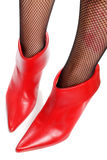 Fishnets Stockbild