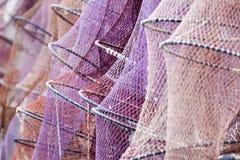 Fishnets Royalty Free Stock Image