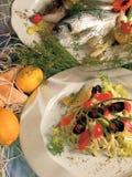 Fishplates Stock Photos