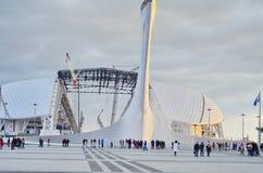 Fisht o Estádio Olímpico Imagem de Stock Royalty Free