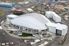 Fisht Olimpic体育场 免版税库存图片