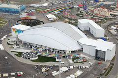 Fisht Olimpic stadium Obrazy Royalty Free