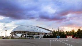 Fisht Olimpijski stadium w Sochi, Adler, Rosja Fotografia Stock