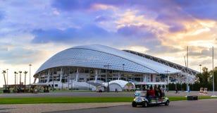 Fisht Olimpijski stadium w Sochi, Adler, Rosja obraz royalty free