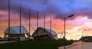 Fisht Olimpijski stadium w Sochi, Adler, Rosja Zdjęcia Stock