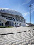 Fisht Olympic Stadium på XXII vinterOS Fotografering för Bildbyråer
