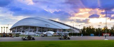 Fisht Olympic stadium in Sochi, Adler, Russia Royalty Free Stock Image