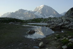Fisht panorama Obrazy Stock