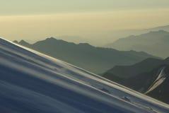 Fisht panorama Arkivfoton