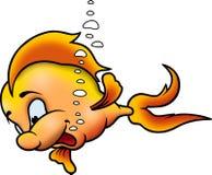 fisk 04 vektor illustrationer
