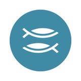 Fisk 2 royaltyfri illustrationer