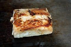 fisk grillad meat Royaltyfria Bilder