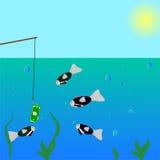 Fiska Royaltyfri Bild