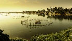 Hoi-an lakes, vietnam 11 Arkivfoton