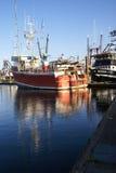 fiska för ankarfartyg Arkivfoton