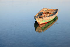fiska för fartyg Royaltyfri Fotografi