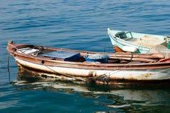 fiska för fartyg som är litet royaltyfri foto
