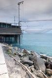 Fiska huset Fotografering för Bildbyråer