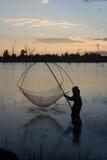 fiska lokala thailand Arkivfoton