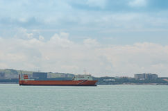 Fiska ship Royaltyfri Bild