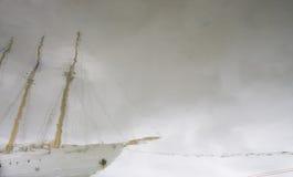 fiska ships Arkivbild
