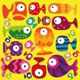 Fiskar Arkivbild