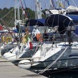 Fiskardo Kefalonia Imagem de Stock Royalty Free