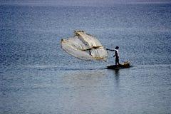 fiskare Fotografering för Bildbyråer