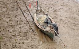 Fiskare Boat Arkivfoto