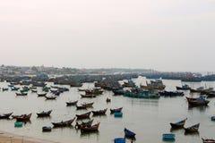 Fiskare Harbor Royaltyfria Bilder