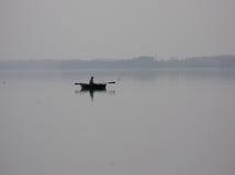 fiskare tre Royaltyfri Fotografi