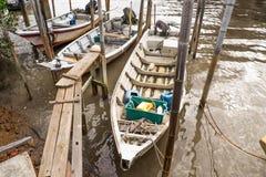 Fiskare Village Arkivfoto