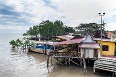 Fiskare Village Royaltyfri Bild