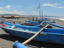 Fiskare In Yogyakarta, Indonesien Royaltyfria Bilder