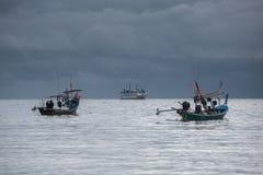 Fiskarefartyg fotografering för bildbyråer